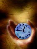 Tiempo astrológico foto de archivo libre de regalías