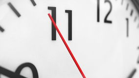 Tiempo de aceleración Imágenes de archivo libres de regalías