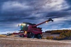 Tiempo de cosecha canadiense de la acción de gracias Fotos de archivo