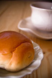 Tiempo de desayuno Foto de archivo libre de regalías