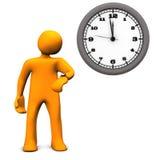 Tiempo de espera Fotografía de archivo