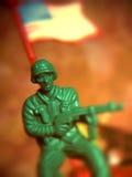 Tiempo de guerra. Imagen de archivo libre de regalías