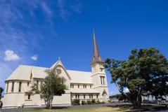 Tiempo de iglesia Fotografía de archivo
