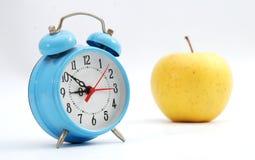 Tiempo de la dieta Imagen de archivo libre de regalías