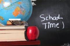 Tiempo de la escuela Fotos de archivo libres de regalías