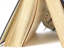 Tiempo de la lectura Fotos de archivo libres de regalías