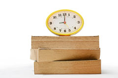 tiempo de la lectura Foto de archivo