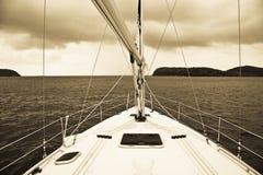 Tiempo de la navegación Foto de archivo libre de regalías