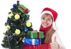Tiempo de la Navidad. Imagen de archivo