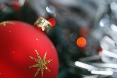 Tiempo de la Navidad Imagen de archivo libre de regalías