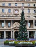 Tiempo de la Navidad en verano en Australia Foto de archivo