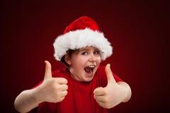 Tiempo de la Navidad - muestra ACEPTABLE Fotografía de archivo