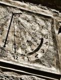 Tiempo de la pared Imagenes de archivo
