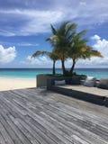Tiempo de la playa Imagenes de archivo