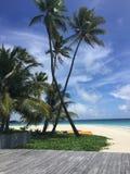 Tiempo de la playa Fotografía de archivo