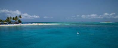 Tiempo de la playa Fotografía de archivo libre de regalías