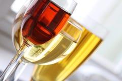 Tiempo de las bebidas fotografía de archivo