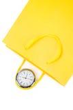Tiempo de las compras Fotos de archivo libres de regalías