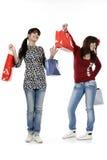 Tiempo de las compras Imágenes de archivo libres de regalías