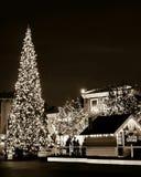 Tiempo de Navidad foto de archivo