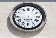 Tiempo de Nueva Caledonia Fotografía de archivo