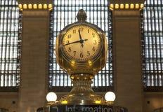 Tiempo de Nueva York Fotografía de archivo