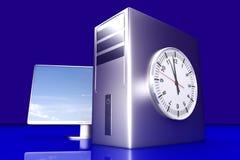 Tiempo de ordenador