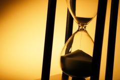 Tiempo de paso de medición Imágenes de archivo libres de regalías