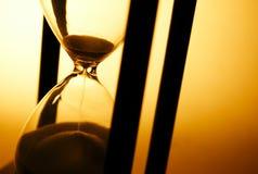 Tiempo de paso de medición Fotografía de archivo