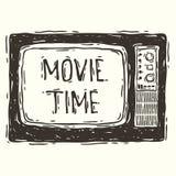 Tiempo de película Fotos de archivo