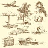 Tiempo de verano Foto de archivo libre de regalías