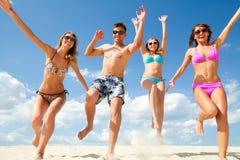 Tiempo de verano de la diversión Foto de archivo libre de regalías