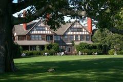 Tiempo de verano en el parque de estado del arboreto del corte de Bayard Imágenes de archivo libres de regalías