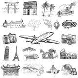 Tiempo de viaje Libre Illustration