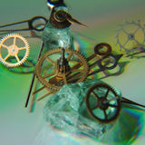 Tiempo Deconstructing 02 Fotografía de archivo libre de regalías