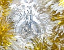 Tiempo del Año Nuevo Foto de archivo