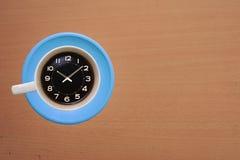 Tiempo del café fotografía de archivo