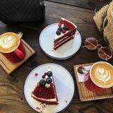 Tiempo del caf? imagen de archivo libre de regalías
