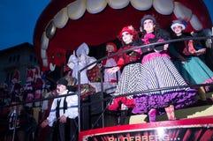 ¡Tiempo del carnaval! Foto de archivo libre de regalías