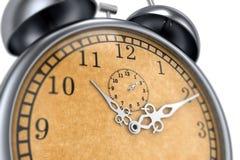 Tiempo del despertador 3 d Foto de archivo libre de regalías