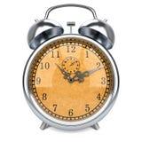 Tiempo del despertador 3d Fotografía de archivo libre de regalías