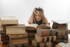 Tiempo del estudio Imágenes de archivo libres de regalías