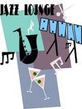 Tiempo del jazz Imagen de archivo