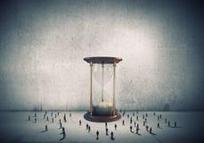 Tiempo del negocio Imagen de archivo libre de regalías