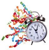 Tiempo del partido Imagen de archivo
