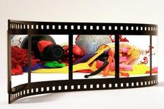 Tiempo del partido Fotos de archivo libres de regalías