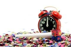 Tiempo del partido Foto de archivo