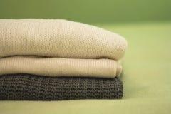 Tiempo del suéter Fotos de archivo libres de regalías