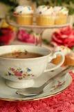 Tiempo del té Fotos de archivo libres de regalías