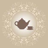 Tiempo del té Fotos de archivo